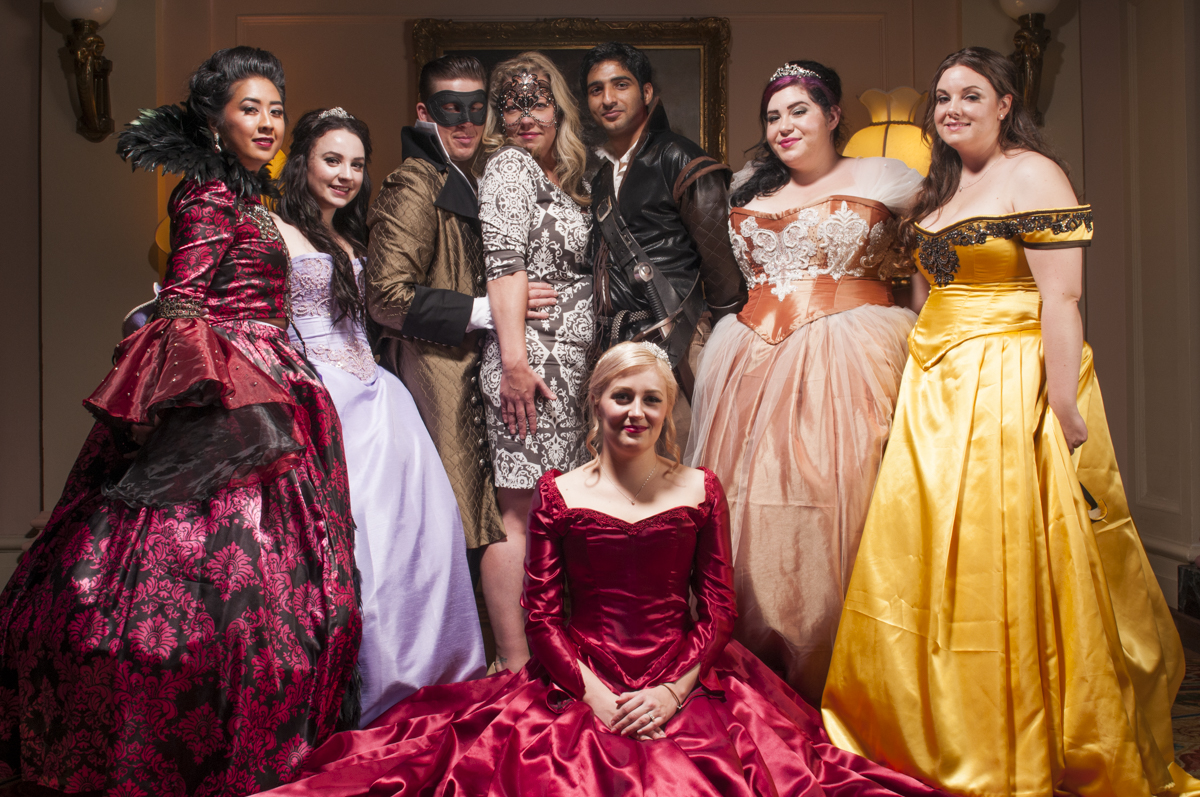 Victoria Masquerade Ball The Charity Event Of The Year