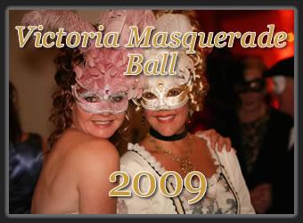 2009 Victoria Ball