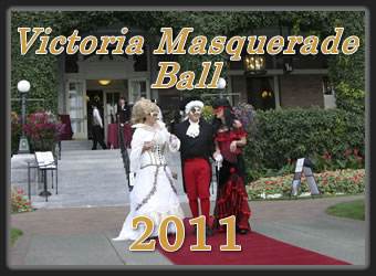 2011 Victoria Ball
