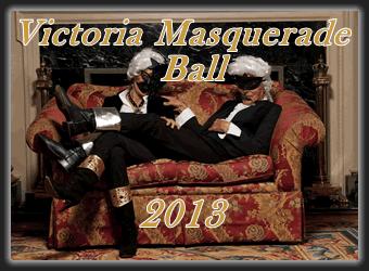 2013 Victoria Ball